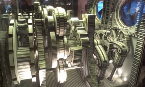 Strojovna ponorky