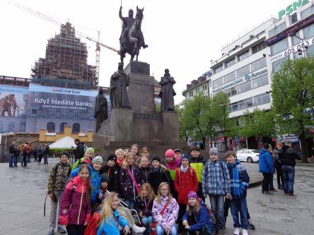 Po Praze za sochami