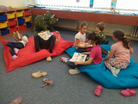 Dílna čtení