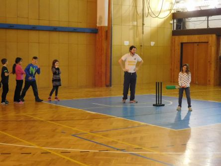 úterý - kriket