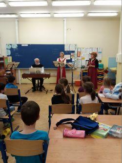 Koncert ve třídě - velké překvapení