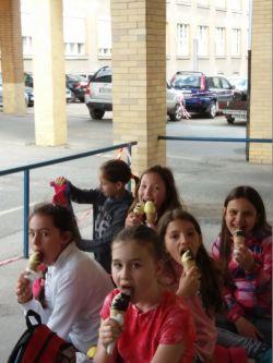 Zasloužená zmrzlina